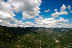 Mountain. In Beijing suburbs, China Stock Photos