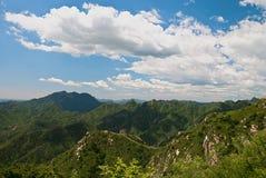 Mountain. In Beijing suburbs, China Royalty Free Stock Photo