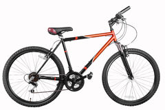 Mountain bicycle bike Stock Image