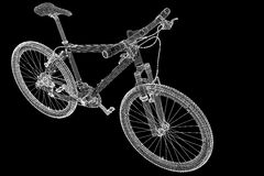 Mountain Bicycle Stock Images