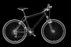 Mountain Bicycle Stock Photos