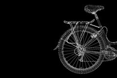 Mountain Bicycle Stock Image