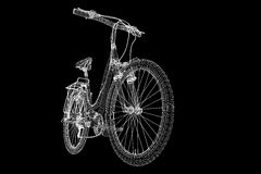 Mountain Bicycle Royalty Free Stock Images