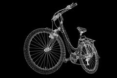 Mountain Bicycle Royalty Free Stock Photo