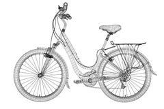 Mountain Bicycle Royalty Free Stock Photos