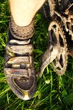 Mountain bike Royalty Free Stock Photo