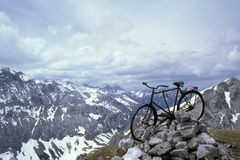 Mountain bike Stock Photos