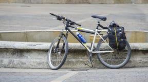 Mountain bike Stock Image
