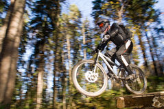 Mountain bike 3 Stock Photo