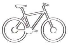 Mountain bike Ilustração do Vetor