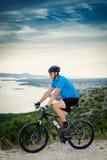 Mountain bike Royalty Free Stock Photos