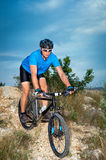 Mountain bike Royalty Free Stock Photography