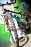 Mountain bike. Stock Image