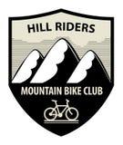 Mountain bike club Royalty Free Stock Photography