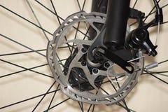 Mountain bike disc brake Royalty Free Stock Photo