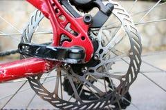 Mountain Bike Disc Brake Royalty Free Stock Images