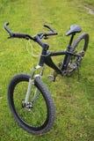 The mountain bike Stock Photography