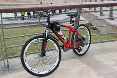 The Mountain Bike Royalty Free Stock Photo