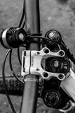 Mountain bike ride Royalty Free Stock Image