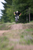 Mountain bike zoom 26 Royalty Free Stock Images