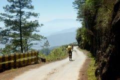 Free Mountain Bikers Stock Photography - 2499182