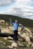 Mountain Biking Adventure Stock Photos