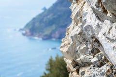 Mountain bolt, climbing gear Royalty Free Stock Photo