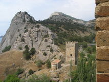 Mountain Bolvan Royalty Free Stock Image