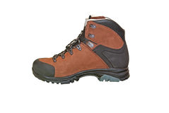 Mountain boot Royalty Free Stock Image