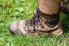 Mountain boot Royalty Free Stock Photos