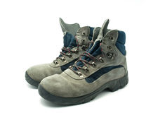 Mountain boot Royalty Free Stock Images