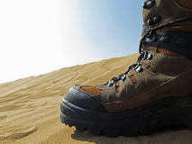 Mountain boot Royalty Free Stock Photos