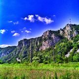 Mountain. In Bosnia Royalty Free Stock Image