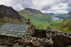Mountain Bothy Stock Images