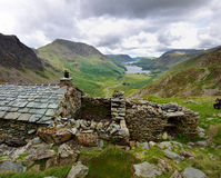 Mountain Bothy Royalty Free Stock Photography