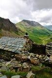 Mountain Bothy Stock Image