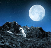 Mountain Brenta Royalty Free Stock Photography
