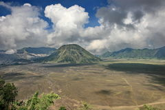 Mountain Bromo Royalty Free Stock Photos