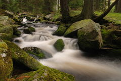 Mountain brook Royalty Free Stock Image