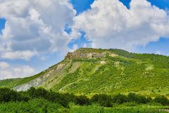 Mountain in Bulgaria Royalty Free Stock Photography
