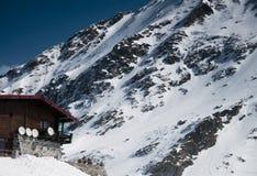 Mountain cabana 2 Royalty Free Stock Images