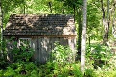 Mountain Cabin Royalty Free Stock Photo