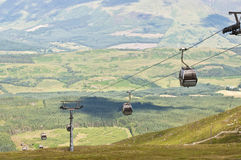 Free Mountain Cable Car Royalty Free Stock Images - 33754649