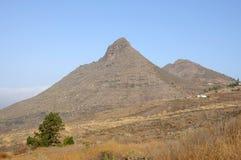 Mountain on Canary Island Tenerife Stock Photos