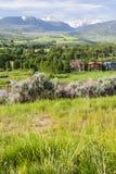 Mountain canyon Royalty Free Stock Photo