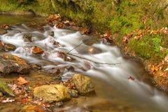 Mountain Cascade Waterfall Royalty Free Stock Photo