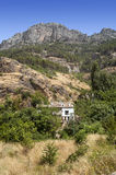 Mountain of Cazorla Royalty Free Stock Photos