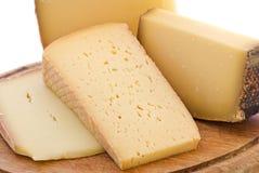 Mountain Cheese Stock Photos