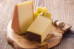 Mountain Cheese Royalty Free Stock Photos