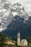 Mountain church Stock Photo